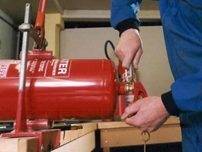 Service stingatoare de incendiu